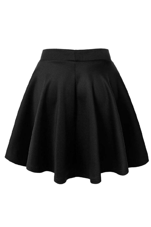 Iyasson Women Flared A-Line Skirt