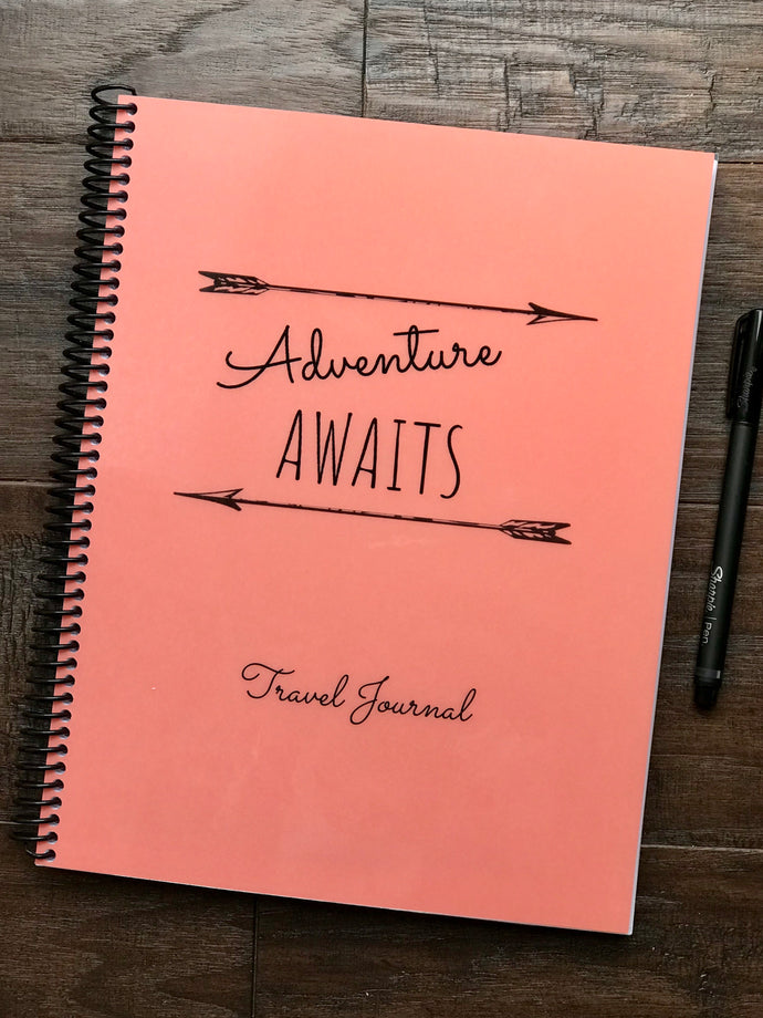 "The ""Bucket List"" Travel Journal"