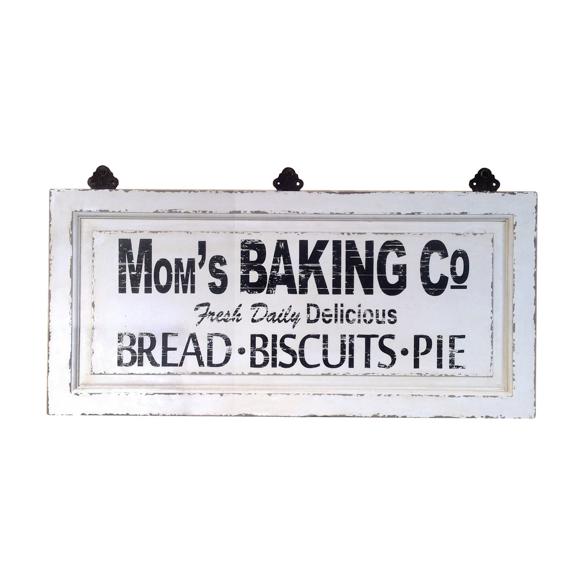 mom's baking co sign