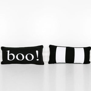 Boo Pillow | Halloween Pillow