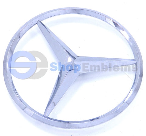 Mercedes Benz GL ML Trunk Liftgate Emblem Star Rear OEM Genuine Nameplate Logo