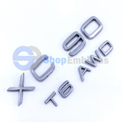 03 04 05 06 07 08 09 10 11 12 13 14 Volvo XC90 T6 AWD Liftgate Emblem Nameplate