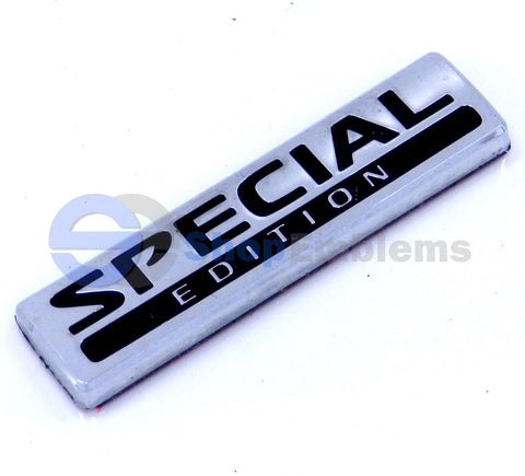04 05 06 Nissan Altima Quest Sentra Special Edition Fender Trunk Liftgate Emblem Nameplate 1pc Badge Logo OEM Genuine