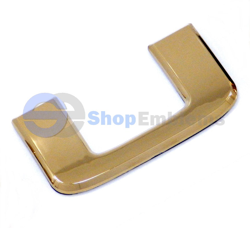 98 99 00 01 02 Subaru Forester Rear Trunk Emblem Liftgate Letter U New Hatch Gold