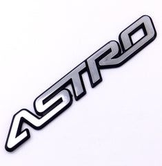 96-05 CHEVROLET ASTRO DOOR EMBLEM NAMEPLATE SCRIPT BADGE VAN