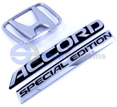 Honda Accord 94-97 Special Edition Trunk Lid Emblem Nameplate Badge OEM Rear Deck