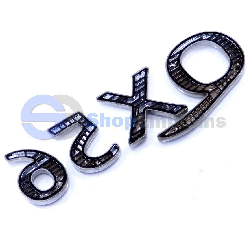 04-10 Infiniti QX56 Liftgate Tailgate Emblem Nameplate Badge Script OEM Rear 05 06 07 08 09 Genuine