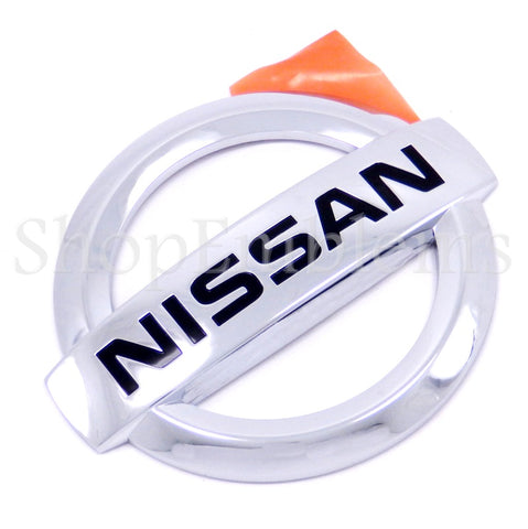 NISSAN ALTIMA TRUNK LID LOGO OEM EMBLEM BADGE ORNAMENT 13-15