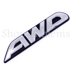 00 01 02 03 04 SUBARU LEGACY OUTBACK AWD 2PC TRUNK EMBLEM NAMEPLATE BADGE