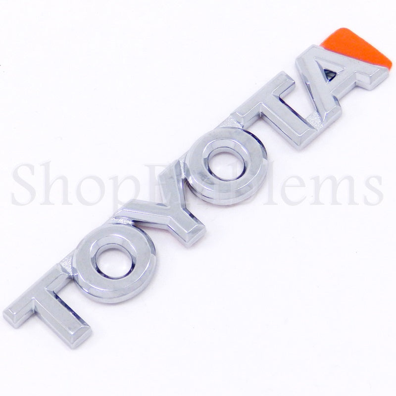 TOYOTA AVALON REAR SCRIPT EMBLEM BADGE NAMEPLATE 00-04