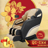 Image of Ghế Massage QUEEN CROWN 6D QC-CX4