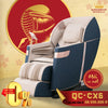 Image of Ghế Massage QUEEN CROWN 6D QC-CX6