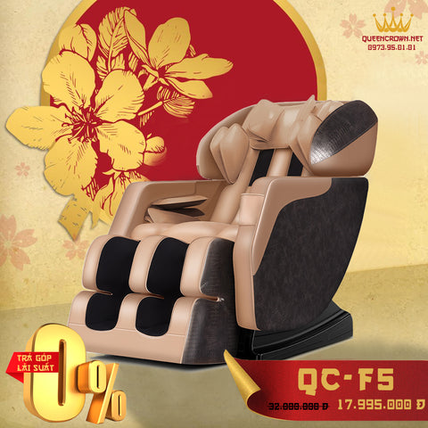 Ghế Massage QUEEN CROWN QC-F5
