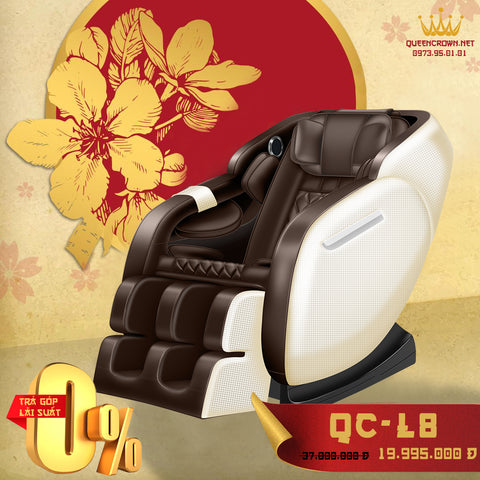 Ghế Massage QUEEN CROWN 3D QC-L8