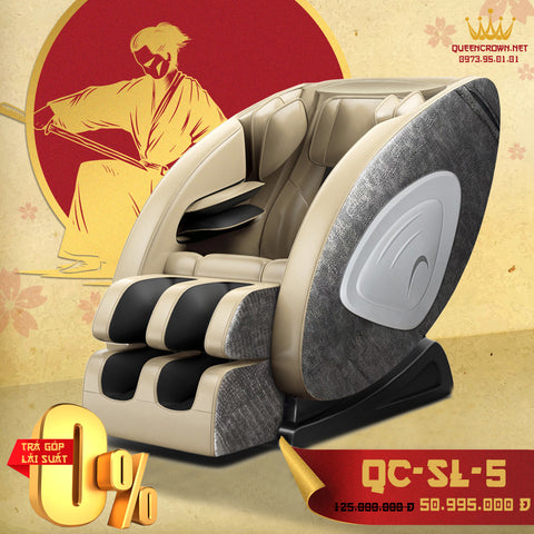 Ghế Massage QUEEN CROWN QC-SL-5