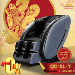 Ghế Massage QUEEN CROWN 4D QC-SL-7