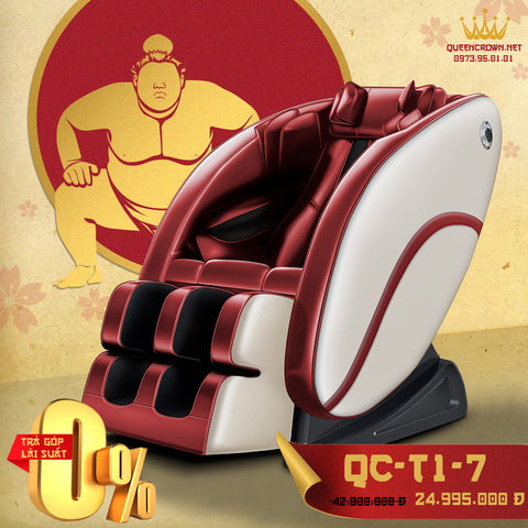Ghế Massage QUEEN CROWN QC-T1-7