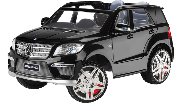 Mercedes Benz ML63 - Black