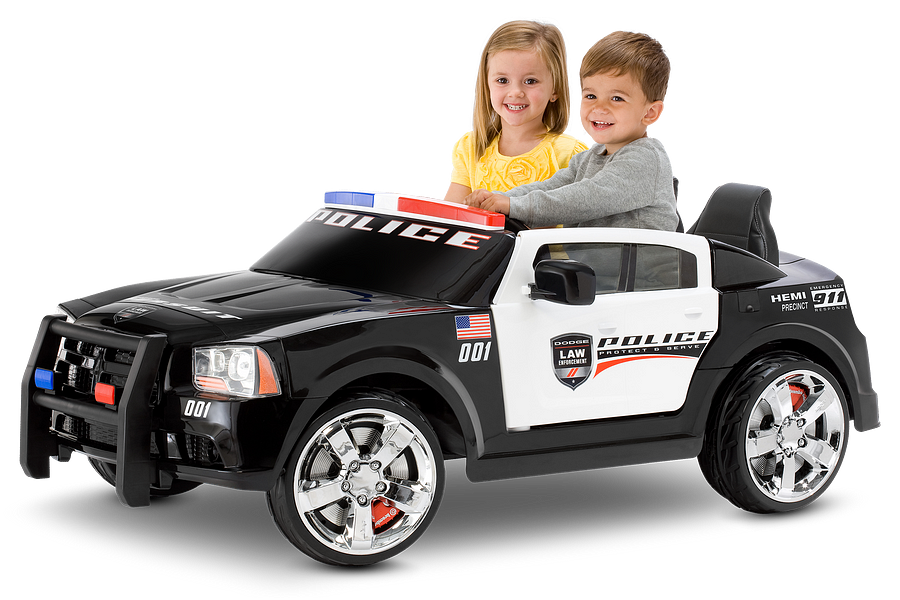 Toy Police Cars With Lights And Sirens Chase