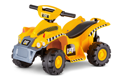 CAT Toddler Quad