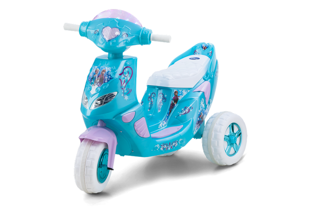 Disney Frozen Twinkling Lights Scooter