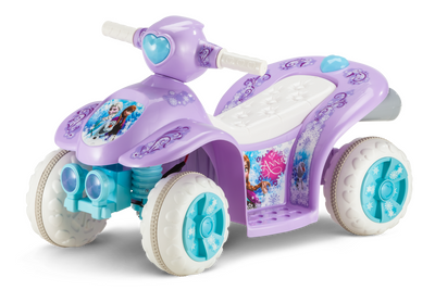 Frozen Toddler Quad