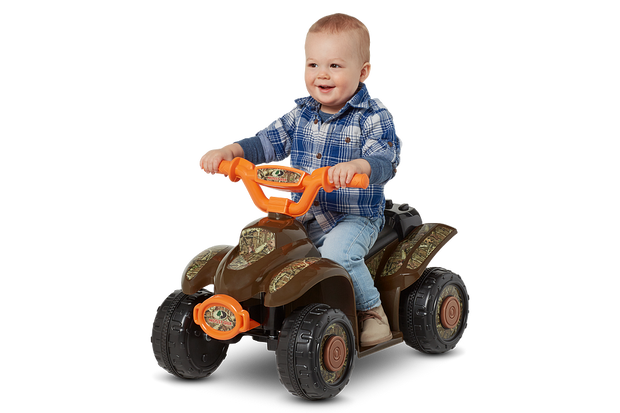Mossy Oak Toddler Quad