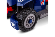 Captain America Toddler Quad