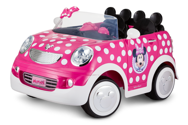 Minnie Mouse Hot Rod Coupe