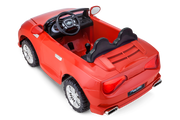 Sports Coupe Ride-On Car - Red