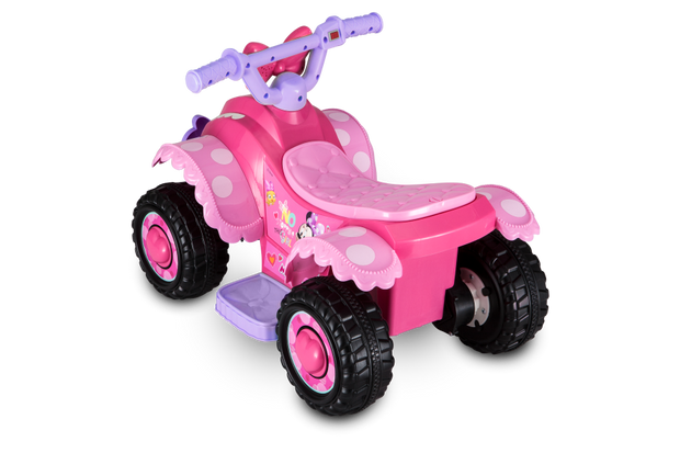 Minnie Mouse Hot Rod Toddler Quad