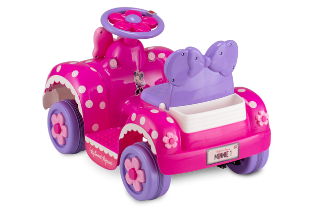 Minnie Mouse Car