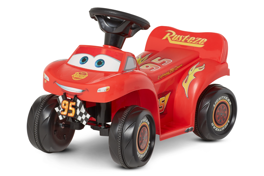 Kid Trax Disney Pixar Cars Ride On Toy For Toddlers