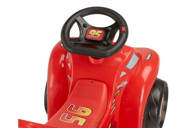 Disney Pixar's Cars 3 McQueen Toddler Ride On