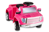 Heavy Hauling Pick-Up with Tow Along Trailer - Pink