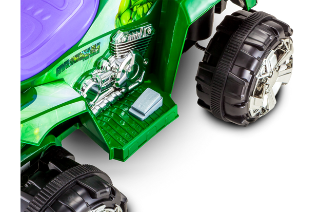 Incredible Hulk ATV