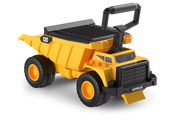 CAT Shovel and Sift Dump Truck