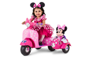 Minnie Mouse Happy Helpers Scooter with Side-car