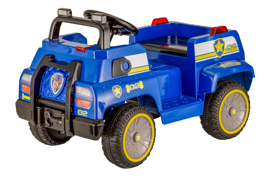 c38ded996 PAW Patrol Chase Toddler Ride-on – Kid Trax