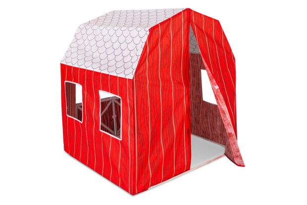 Rideamals Barn Play Tent