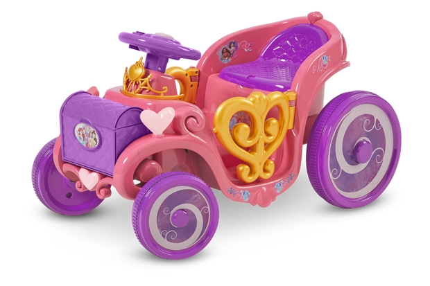 Disney Princess Enchanted Adventure Carriage