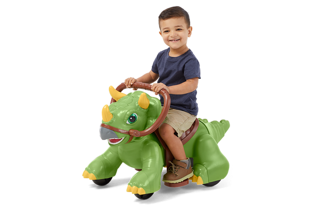 Rideamals Play & Ride Dino