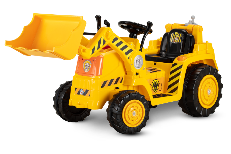 Paw Patrol Rubble Digger Ride On Toys Kid Trax