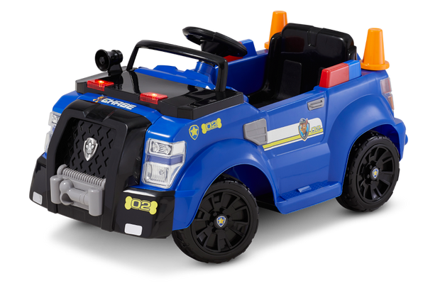 Paw Patrol Chase Police Cruiser Ride On Toys Kid Trax