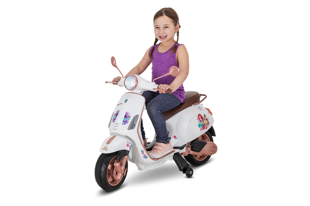 Disney Princess Vespa Scooter
