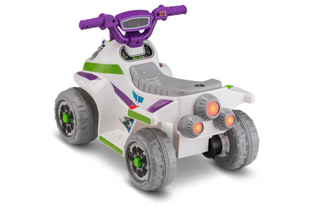 Buzz Lightyear Toddler Quad