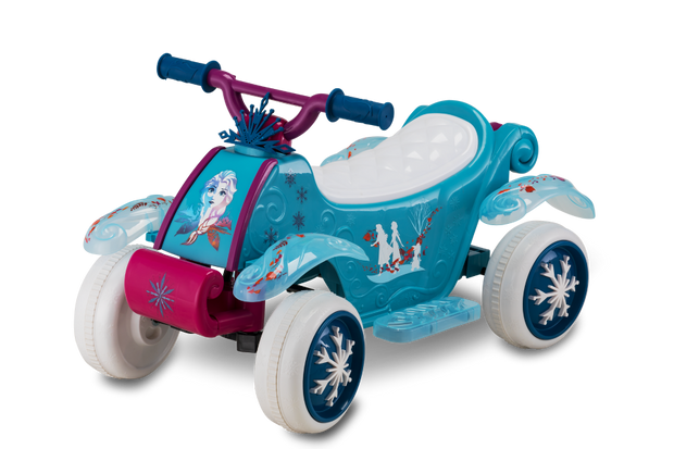 Frozen 2 Toddler Quad
