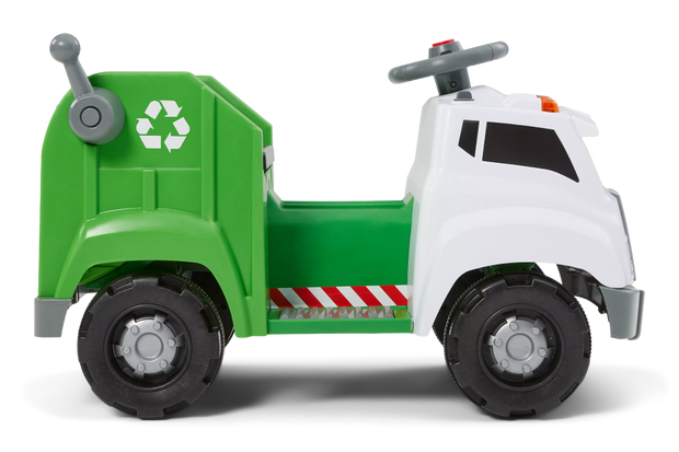 Real Rigs Recycling Truck