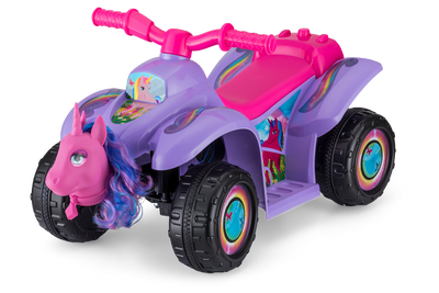 Unicorn Toddler Quad