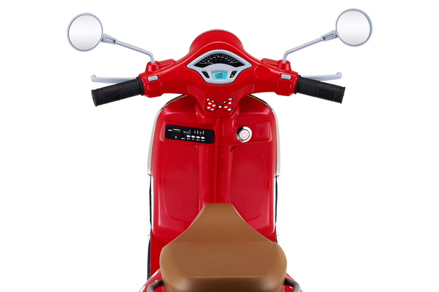 Minnie Mouse Vespa Scooter